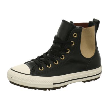 Converse Stiefelette, gefüttert CT AS Chelsea Boot Leather+Fur