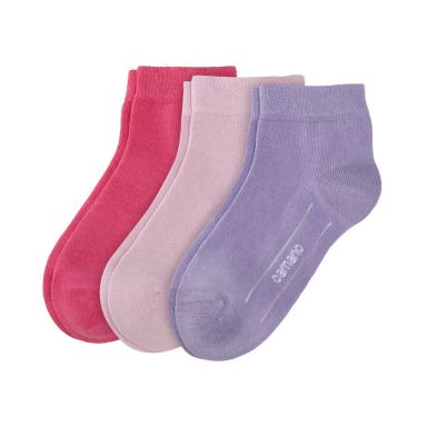 camano Socken CA-Soft Ki Shorty - pink laven