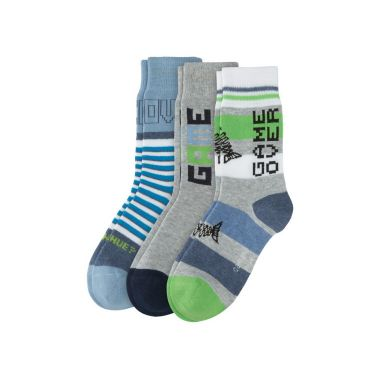 camano Socken Jr. Fash. Sock. Game over-fog