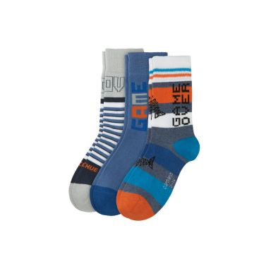 camano Socken Jr. Fash. Sock. Game over-deni