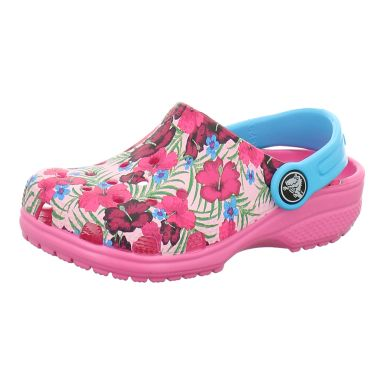 Crocs Clogs Classic Graphic Clog Kids