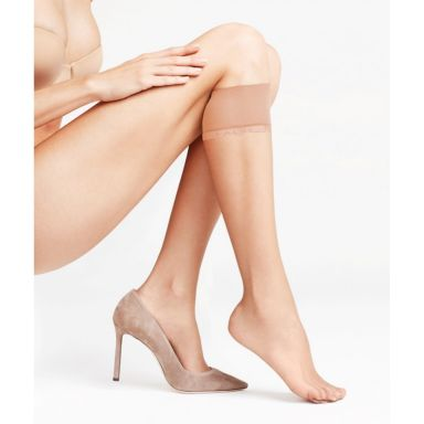 Falke Kniestrümpfe Shelina Knee-High - sun
