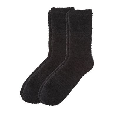 camano Socke Women Cuddle Socks - black