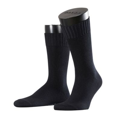Falke Socke Denim.ID - black