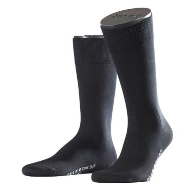 Falke Socke Cool 24/7 - black