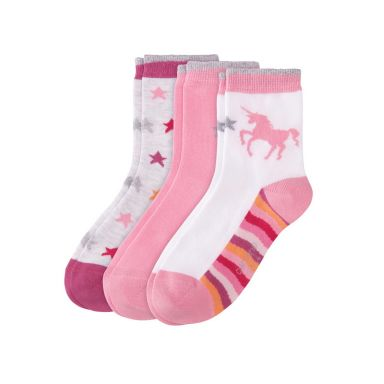 camano Socken Children Fashion Socks - pink
