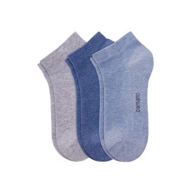 camano Socken Children Fashion 3P- stone mel