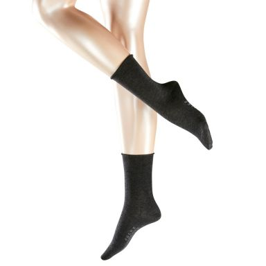 Falke Socke Active Breeze - anthra. mel