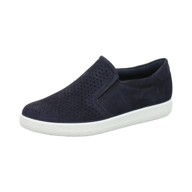 Ecco Sneaker Slipper Soft 1 Ladies