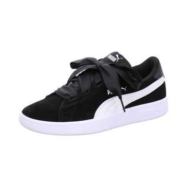 Puma Kinder Sneaker Puma Smash v2 Ribbon Jr.