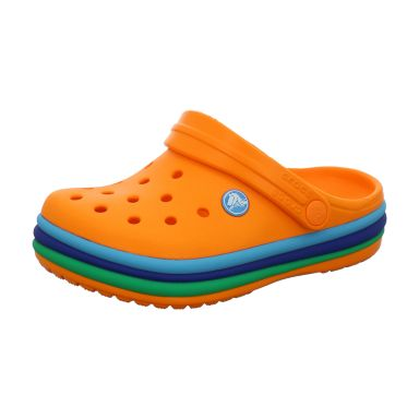 Crocs Clogs Crocband Rainbow Band Clog