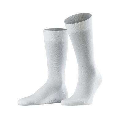 Falke Socke Sensitive London - white