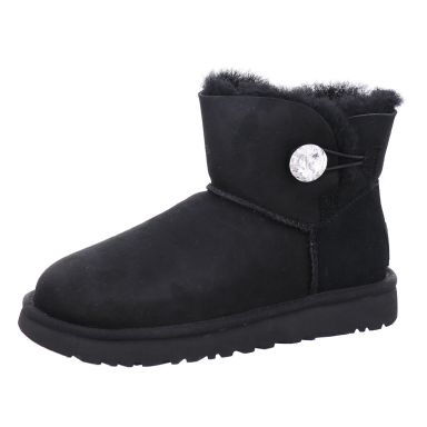 UGG Boots Stiefelette, gefüttert Mini Bailey Button Bling