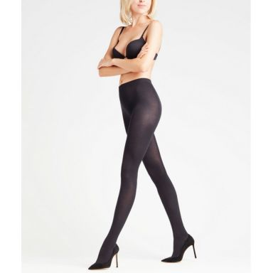 Falke Strumpfhosen Cotton Touch Tights - black