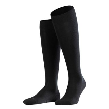 Falke Kniestrümpfe Sensitive London - black