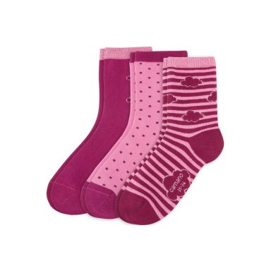 camano Socken Children Fashion Socks 3P