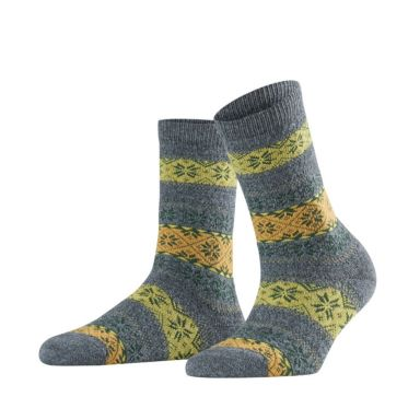 Falke Socke Oslo Sock - light greymel.