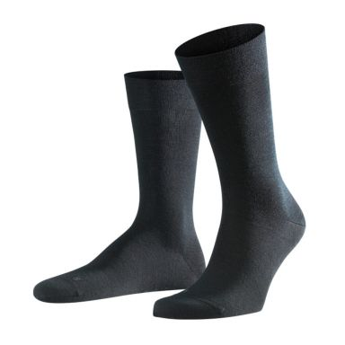 Falke Socke Sensitive Berlin - black