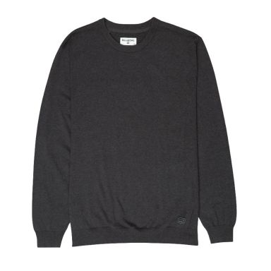 Billabong Pullover All Day Sweater-black heather