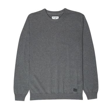 Billabong Pullover All Day Sweater - grey heather