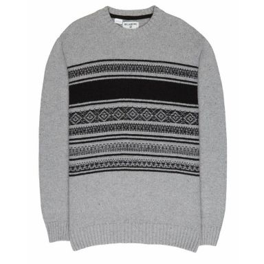 Billabong Pullover Mayfield Sweater-grey heather