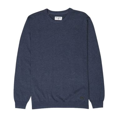 Billabong Pullover All Day Sweater - navy heather