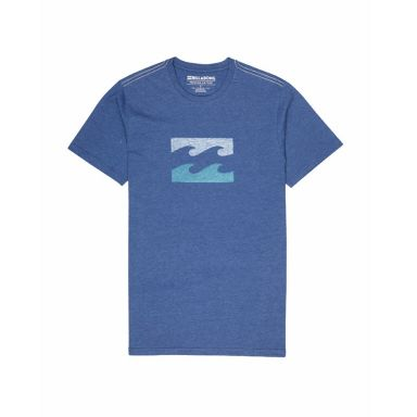 Billabong T-Shirt Wave Tee SS - dark blue
