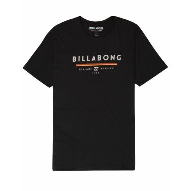 Billabong T-Shirt Unity Tee SS - black