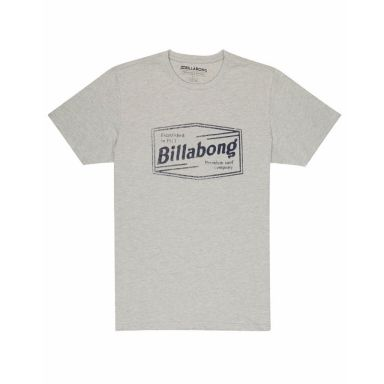 Billabong T-Shirt Labrea Tee SS - grey heather