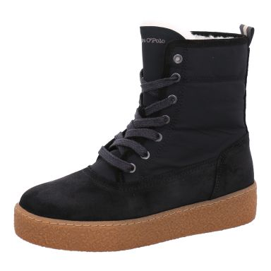 Marc O`Polo Stiefelette, gefüttert Mid Lace Boot