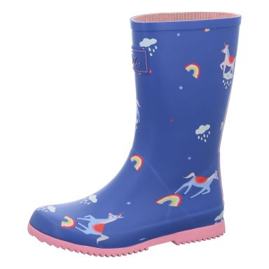 Joules Gummistiefel Junior Roll Up Welly