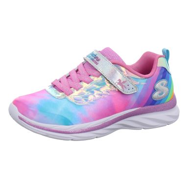 Skechers Klettschuhe Sportboden Quick Kicks - Alicorn Wings