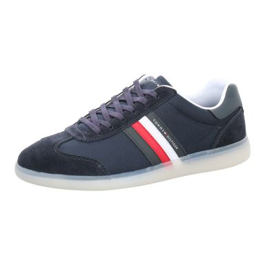 Tommy Hilfiger Sneaker Seasonal Corporate Mix Cupsole