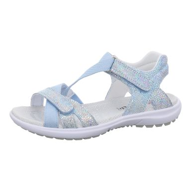 Superfit Outdoor/Fußbett Sandalen Rainbow