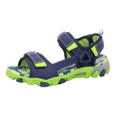 Superfit Outdoor/Fußbett Sandalen Henry