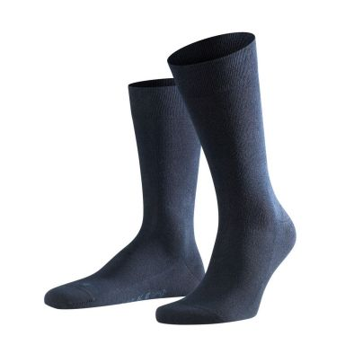 Falke Socke Sensitive London - dark navy
