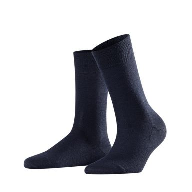 Falke Socke Sensitive Berlin - dark navy