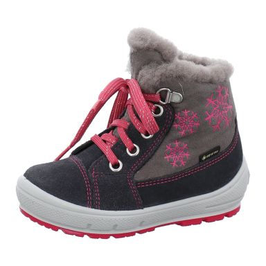 Superfit Kinder Stiefeletten Winter Groovy
