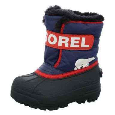 Sorel Gummistiefel Winter Childrens Snow Commander