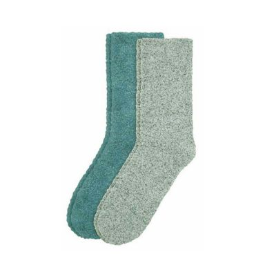 camano Socke Women Cuddle Socks-duck blue