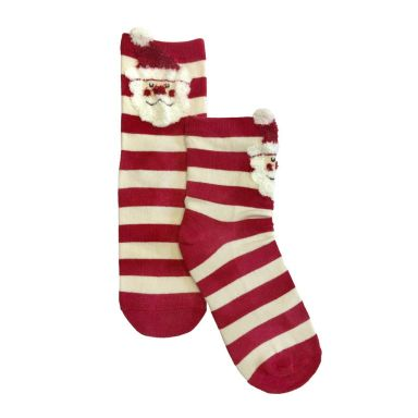 Pusch-iT Socke Candy Cane Santa