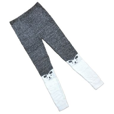 Pusch-iT - Kuschel-Legging - Grey