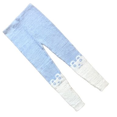 Pusch-iT - Kuschel-Legging - Sky Blue