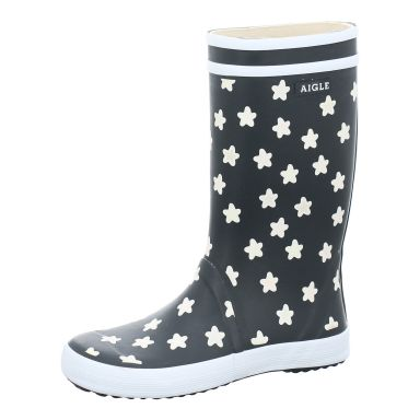Aigle Gummistiefel Lolly Pop Print