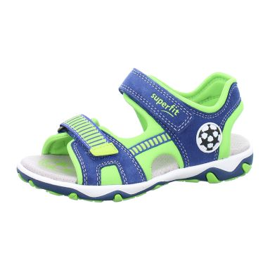 Superfit Outdoor/Fußbett Sandalen Jungen Mike 3.0