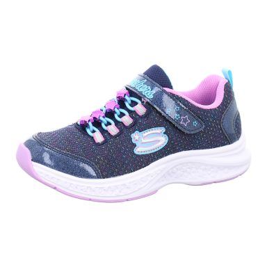 Skechers Klettschuhe Sportboden Star Speeder - Jewel Kicks