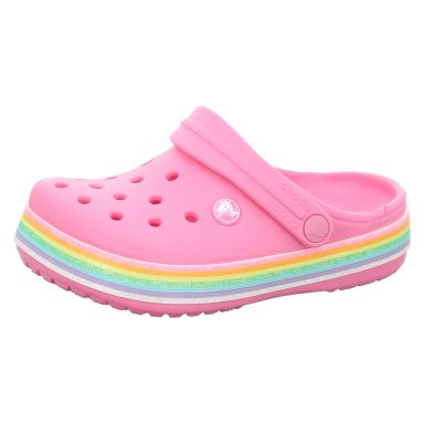 Crocs Clogs Crocband Rainbow Glitter CLG
