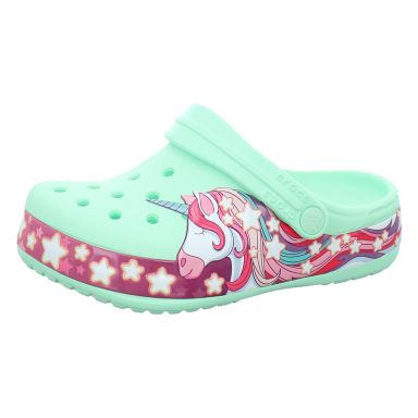 Crocs Clogs Funlab Unicorn Band