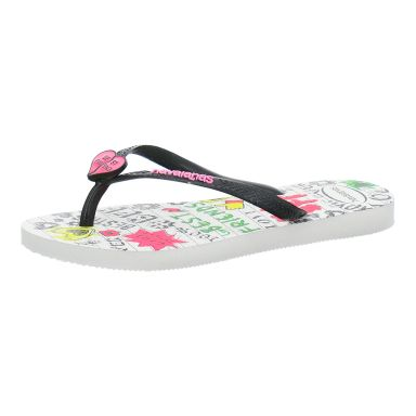 Havaianas Badeschuhe Kids Slim Best Friends