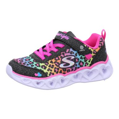 Skechers Klettschuhe Sportboden Heart Lights - Love Match